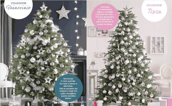 Alberi di natale 2016 tendenze design e foto decorazioni for Arredare casa economicamente
