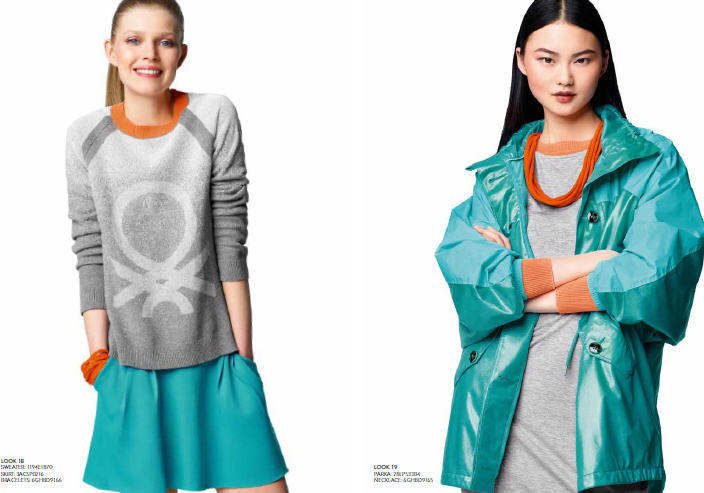 Benetton collezione 2017: i capi d'abbigliamento più belli