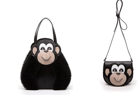Borse Braccialini 2017 monkey