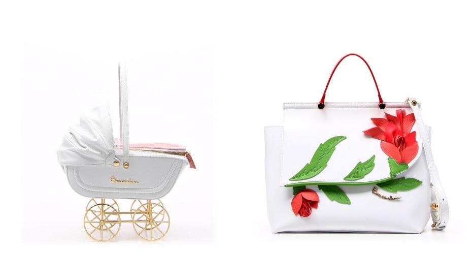 borse braccialini catalogo 2017 fiori
