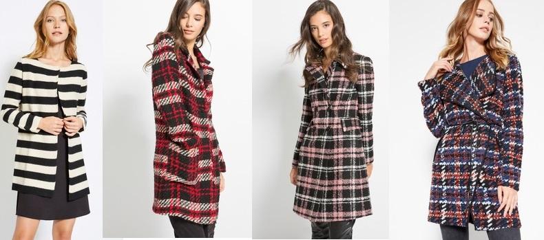 cappotti motivi catalogo 2017 tartan