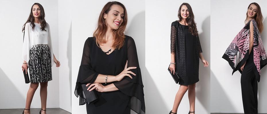 Luisa Viola 2017 abiti