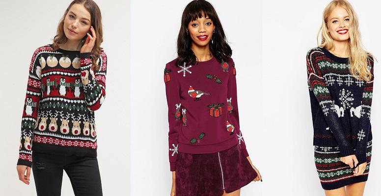 maglioni natalizi 2016 come indossarli