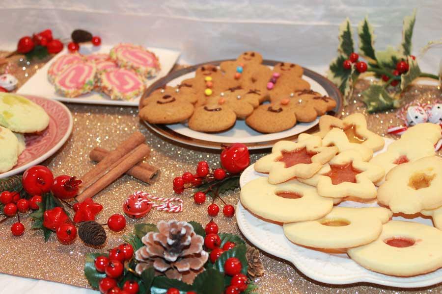4 ricette biscotti natale 2016