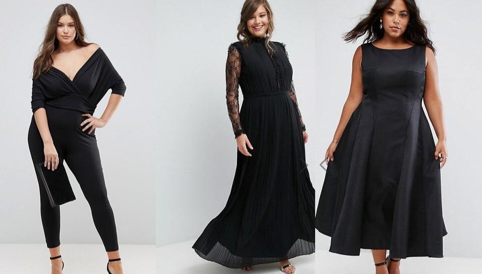 outfit curvy natale 2017 abiti eleganti