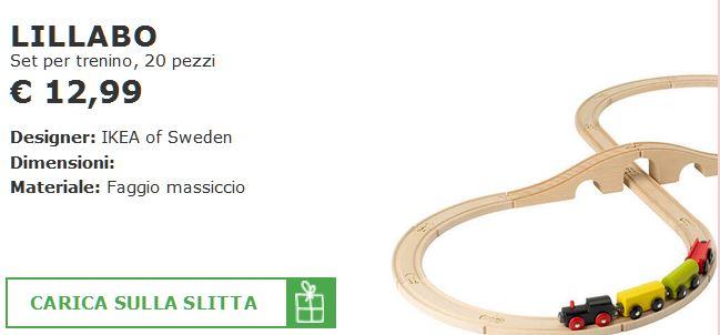 Ikea natale 2016 smodatamente - Trenino di legno ikea ...
