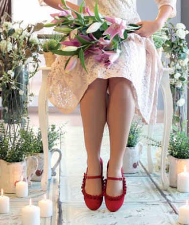 chie mihara catalogo 2018 scarpe rosse