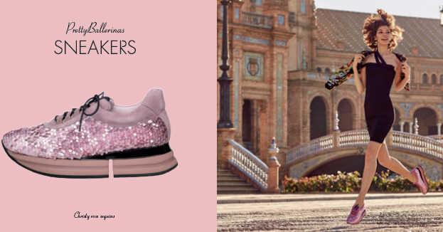 pretty ballerinas 2018 sneakers