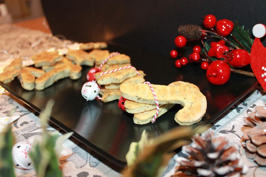ricetta biscotti natalizi salati segnaposto