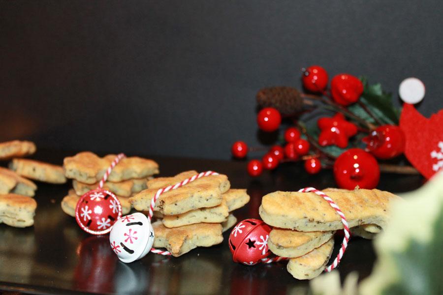 ricetta biscotti natalizi salati idee regalo