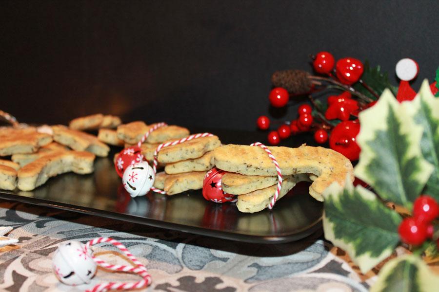 ricetta biscotti natalizi salati segnaposto commestibili