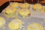 ricetta finti panini di patate ripieni di pancetta e formaggio