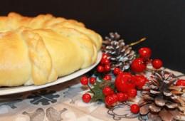 ricetta pan brioche intrecciato ripieno salato