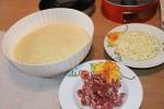 ricetta pan brioche intrecciato ripieno salato scamorza salame