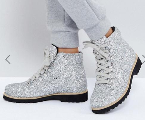 stivali glitter capodanno 2018
