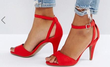 scarpe rosse capodanno 2018