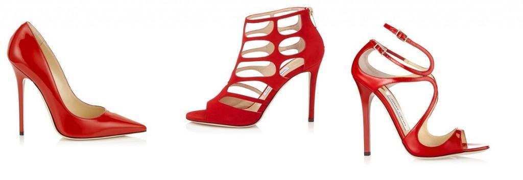 scarpe rosse capodanno 2017