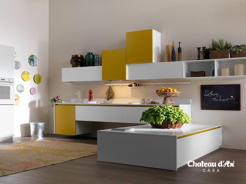 Chateau d 39 ax catalogo 2017 divani letti cucine prezzi - Chateau d ax prezzi cucine ...