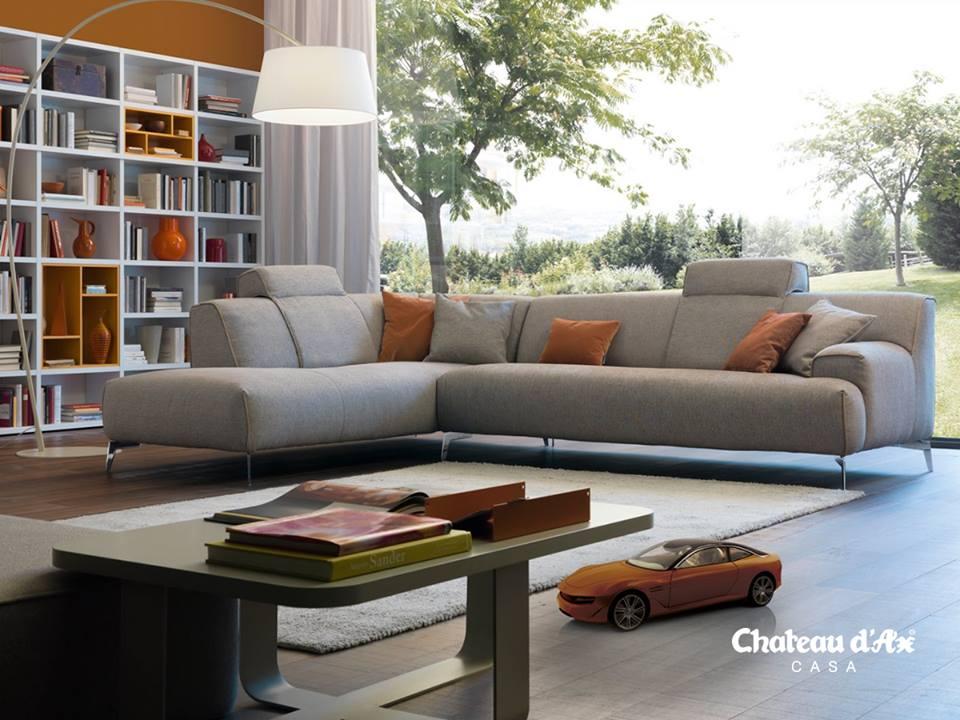 Chateau D'Ax catalogo 2017 divano letto