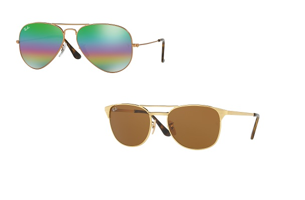 occhiali da sole ray ban hippie