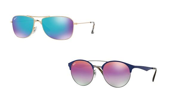 Tendenze occhiali da sole 2017 i 5 modelli pi fashion - Ray ban specchio prezzo ...