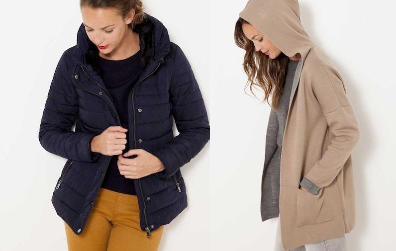 camaieu catalogo 2018 giacche