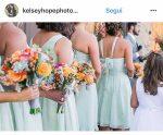 Tendenze colori matrimonio 2018 invitati