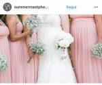 Tendenze colori matrimonio 2018 idee
