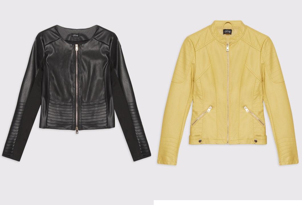 oltre catalogo 2018 giacche pelle
