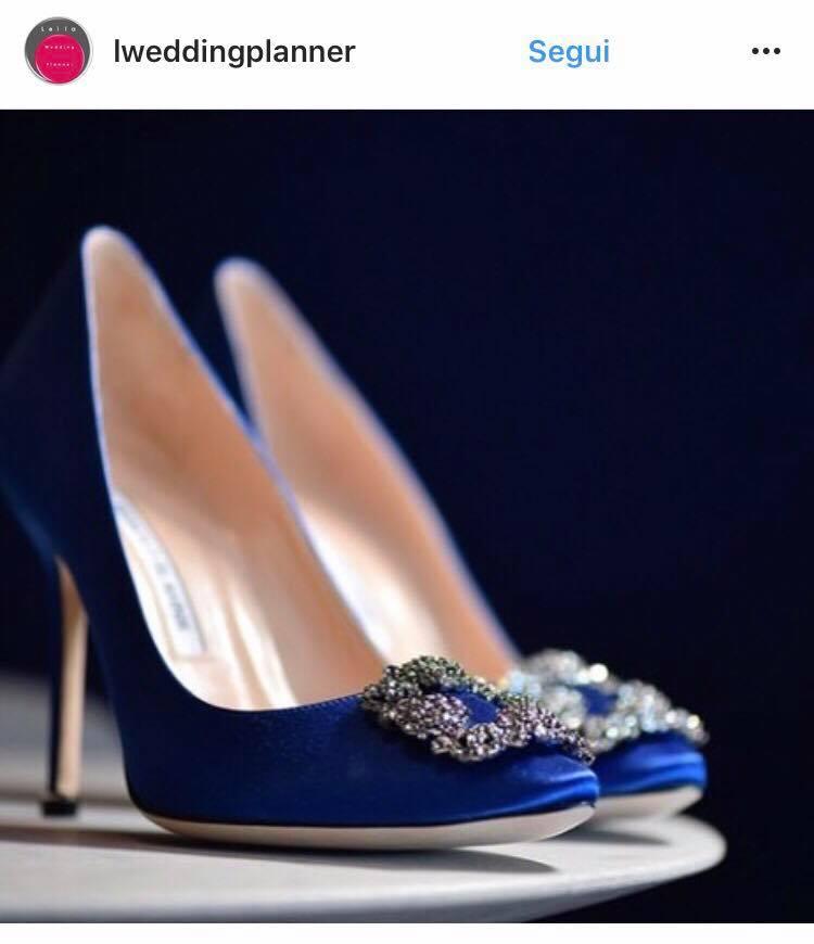 scarpe sposa 2018 colorate