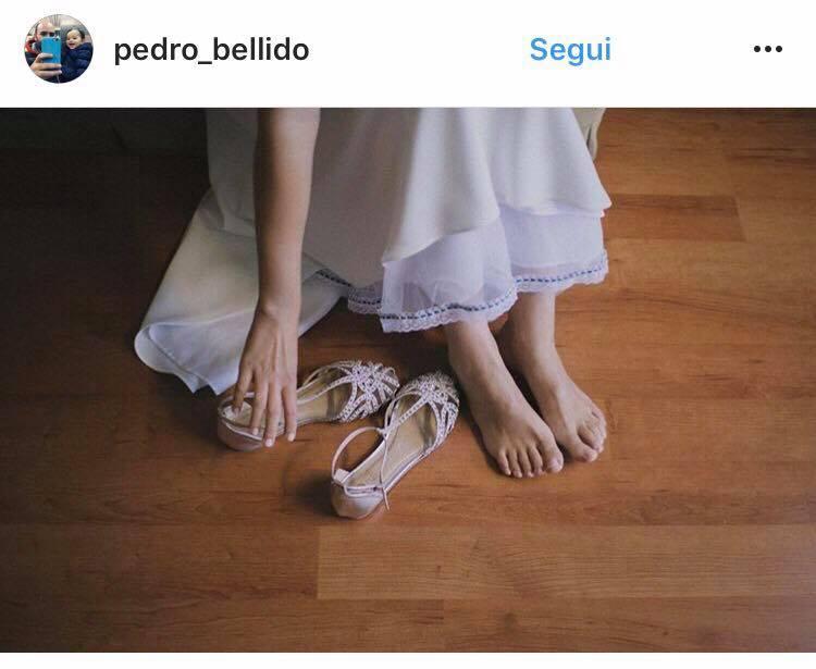 scarpe sposa 2018 sandali bassi