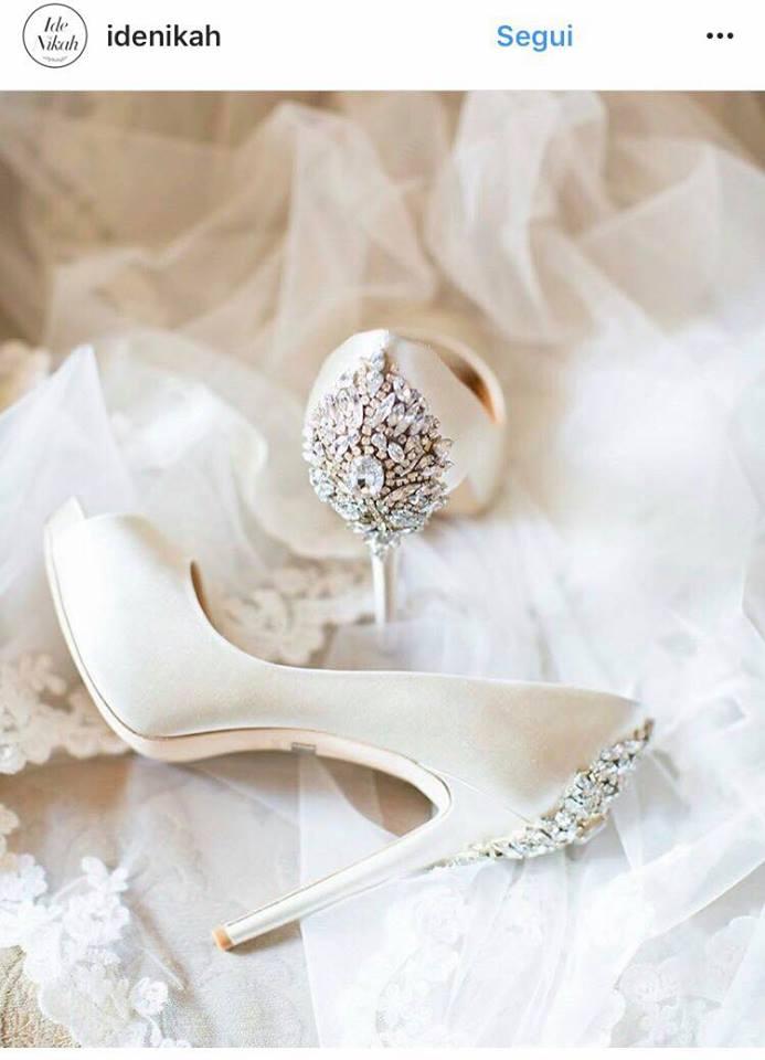 scarpe sposa 2018 foto