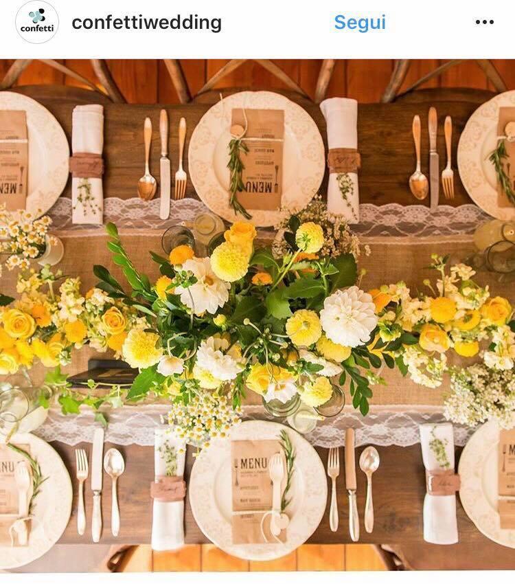 Tema Matrimonio Originale 2018 : Temi matrimonio idee originali e tendenze smodatamente