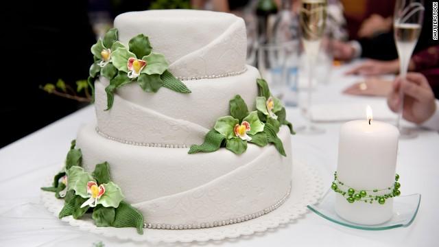 tendenze torte matrimonio 2018