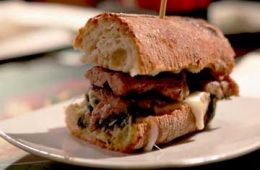 the kilt pub panino salsiccia friarielli