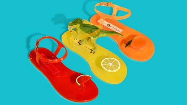 scarpe katy perry catalogo 2017 sandali infradito