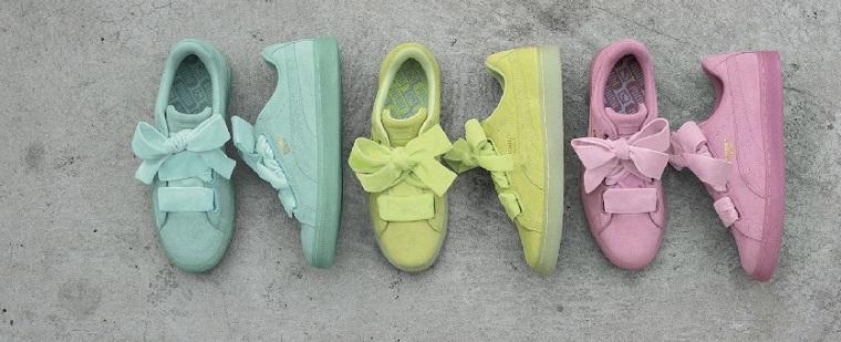 puma scarpe donna 2017 verde