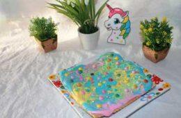 ricetta dolcetti dell'unicorno