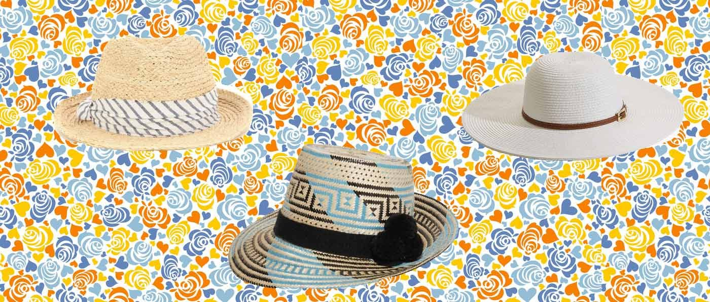 tendenza cappelli estate 2017