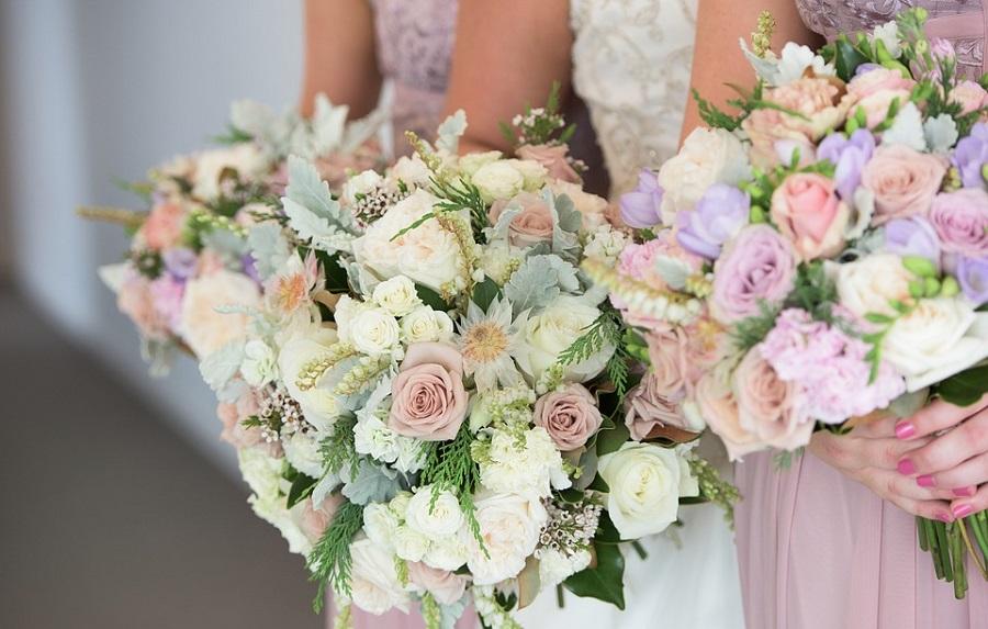 Bouquet Sposa Romantico.Bouquet Sposa 2019 Tendenze Fiori Matrimonio Smodatamente