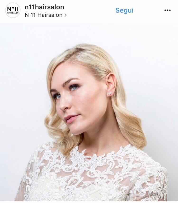 capelli sposa 2018 vintage mossi
