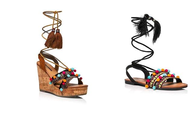 Pittarosso 2017 catalogo prezzi: scarpe, sandali, zeppe
