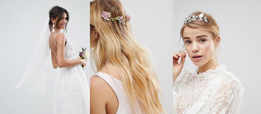 accessori capelli sposa 2019
