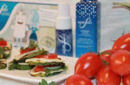 Ricetta sandwich estivi grigliati di zucchine