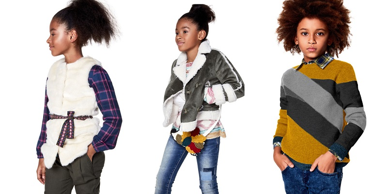 benetton 2018 kids cappotti