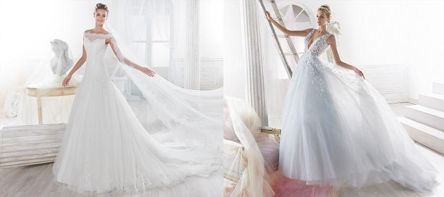 nicole spose 2018 abiti sposa romantici