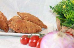 ricetta panzerotti di pane ripieni di verdure