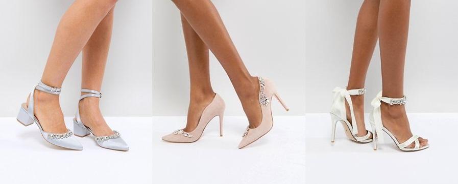 scarpe sposa 2019 foto