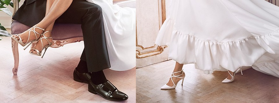 scarpe sposa 2019 preziose