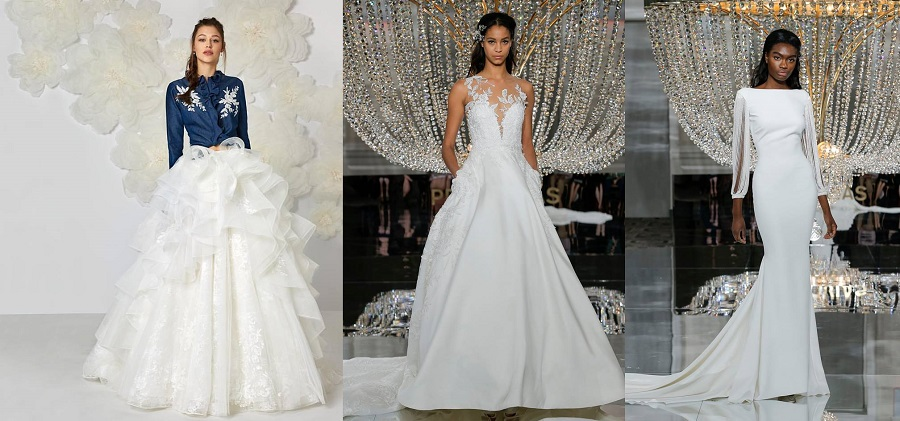 Matrimonio Sposa In Jeans : Tendenze matrimonio sposarsi colori e abiti